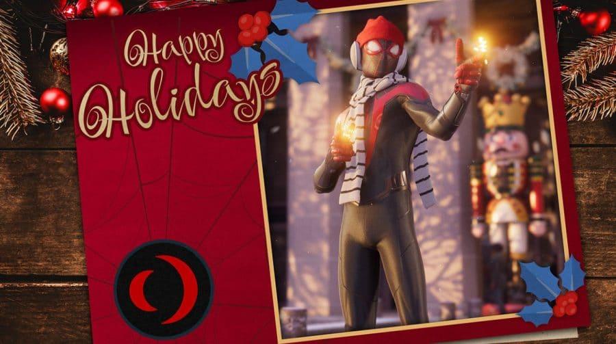 Já é Natal! Comemore o fim de ano com cartões de Natal da PlayStation e de diversos estúdios