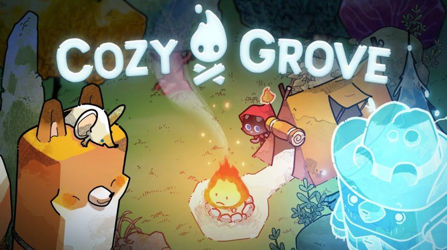Cozy Grove, um jogo de acampamento, é anunciado para PS4