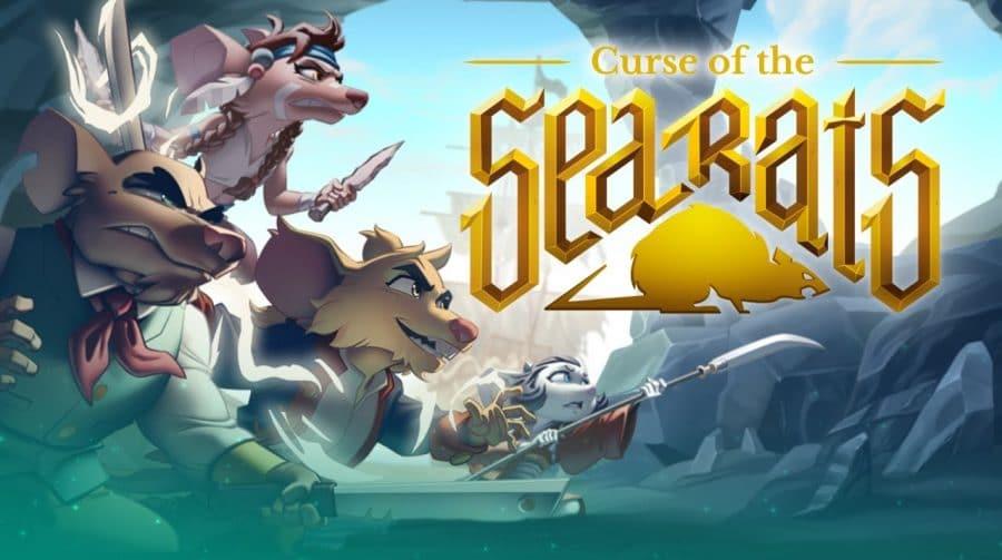 Curse of the Sea Rats, jogo de plataforma
