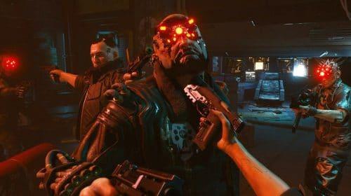Multiplayer de Cyberpunk 2077 pode ser parecido com o de GTA V