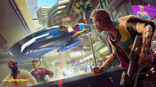 CD Projekt RED discute próximos passos para Cyberpunk 2077