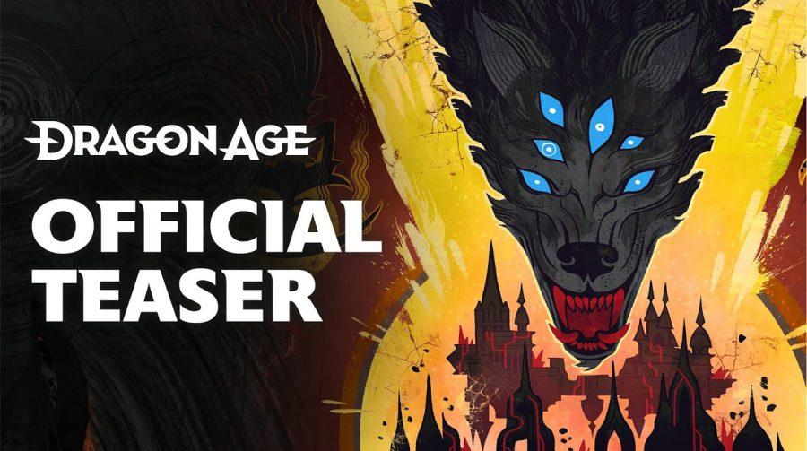 Primeiro trailer do novo Dragon Age mostra universo épico