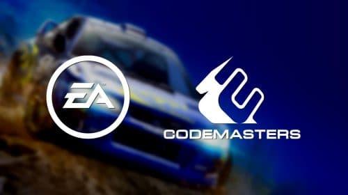 Electronic Arts tratará Codemasters como um grupo independente