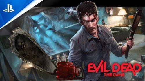 Com foco no coop, Evil Dead: The Game é revelado no TGA