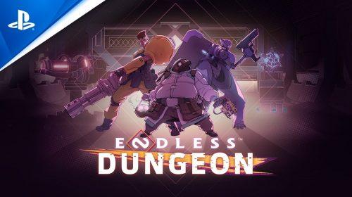 Novo roguelite tático da Sega, Endless Dungeon é apresentado no The Game Awards