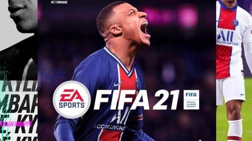 FIFA 21: promoção de Ano Novo tem Matheus Cunha e Fabinho especiais