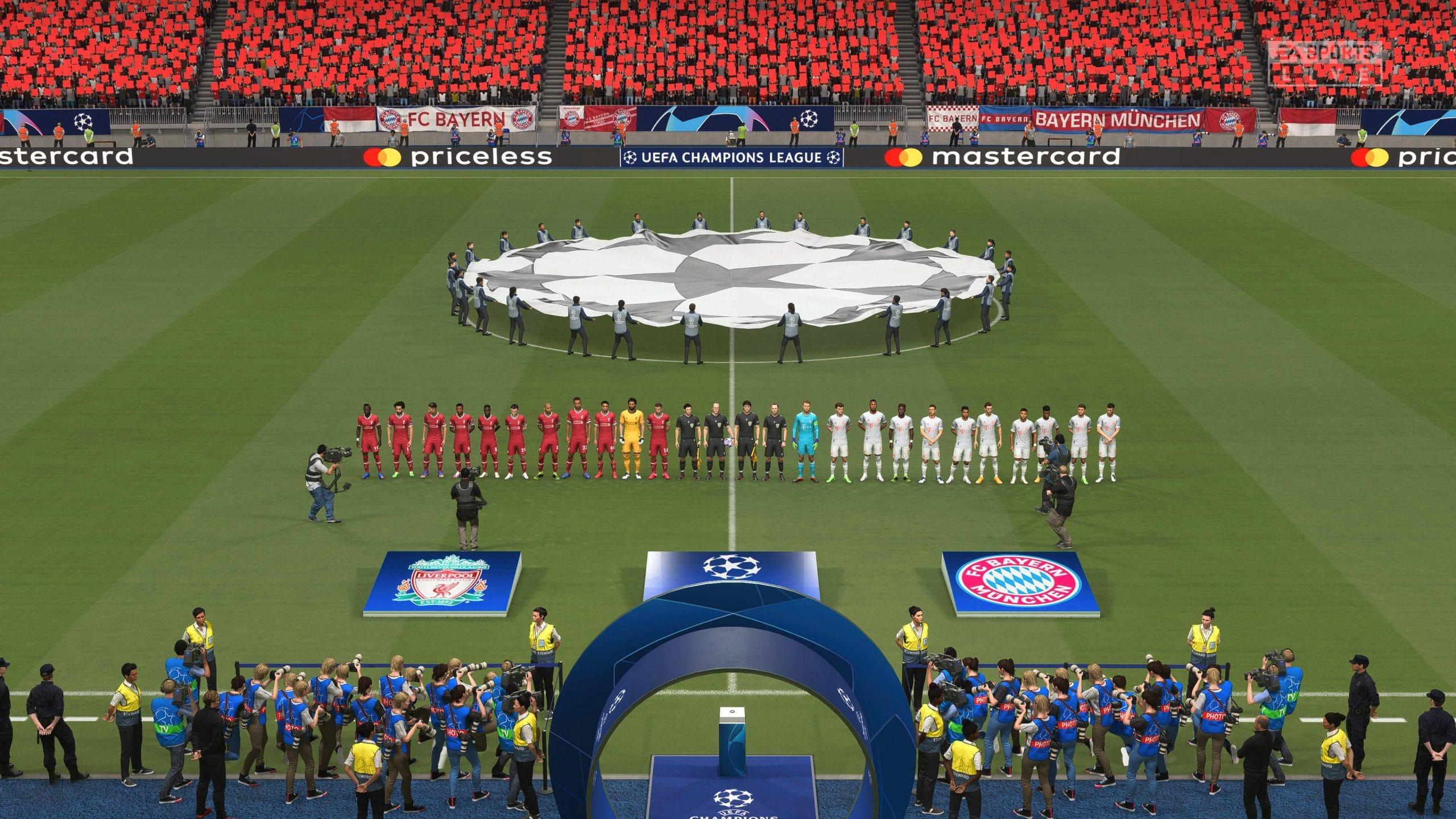 Ambientação de FIFA 21 no PS5 está incrível