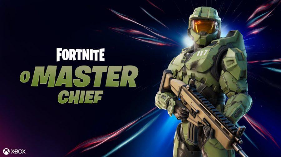 Halo no PlayStation: personagem chega ao Fortnite no PS4 e PS5