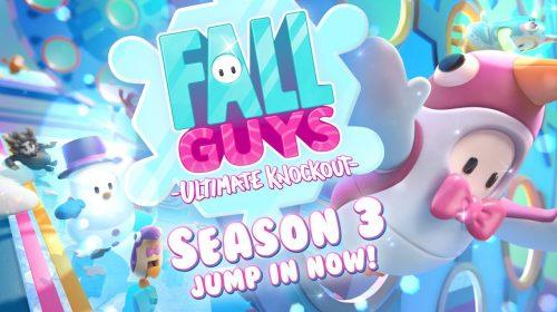 3ª temporada de Fall Guys: Ultimate Knockout começa hoje (15); veja as novidades