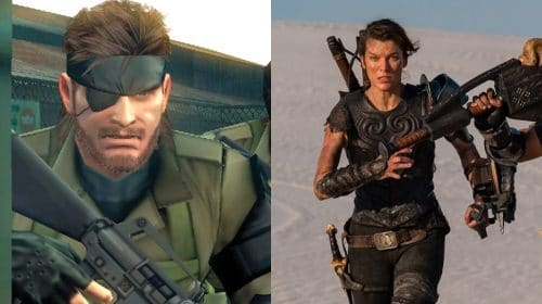 Filme do Monster Hunter é inspirado por sidequest de Metal Gear Solid