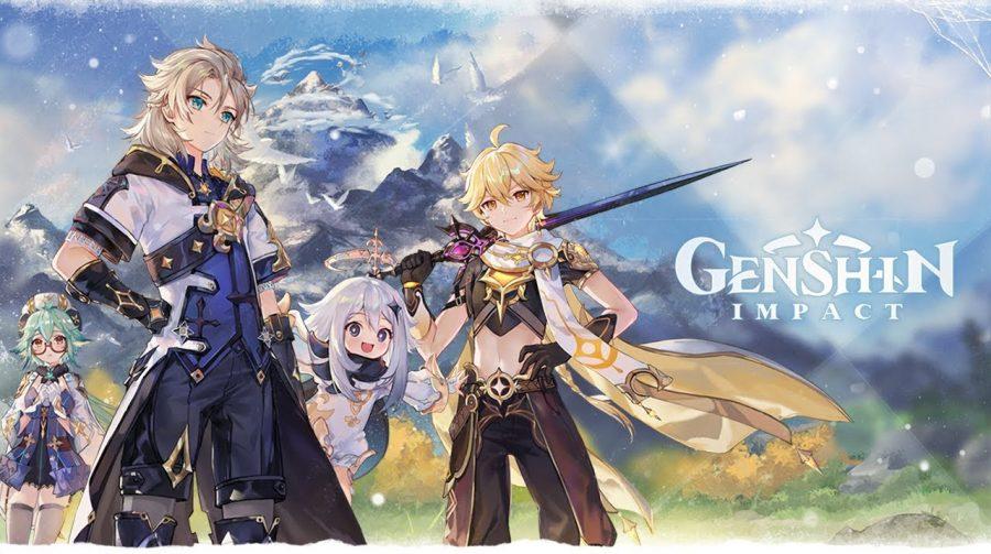 Novo mapa de Genshin Impact chegará em 23 de dezembro