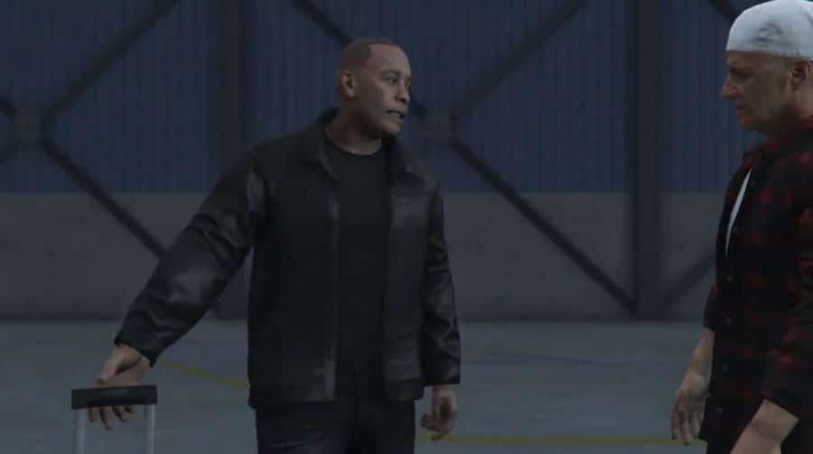 Dr. Dre faz participação especial em novo update de GTA Online
