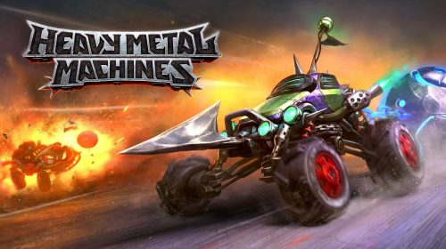 Made in Brazil: Heavy Metal Machines chegará aos consoles na terça-feira (23)