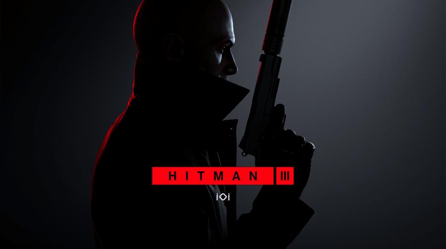 HITMAN 3 terá mídias físicas no Brasil no dia 29 de janeiro