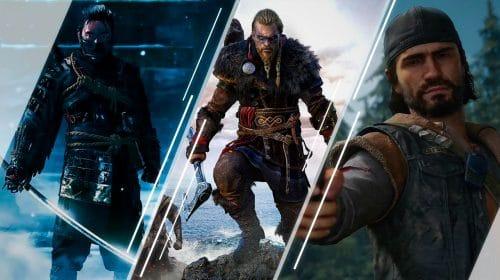 Nova geração: os jogos que têm melhorias gráficas no PS5