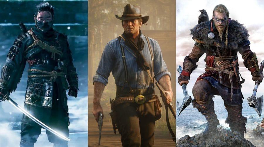 5 ótimos jogos de mundo aberto em promoção na PlayStation Store