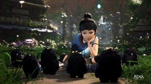 Kena: Bridge of Spirits será lançado em agosto para PS4 e PS5