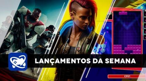 Confira os lançamentos da semana (08/12 a 10/12) para PS4 e PS5