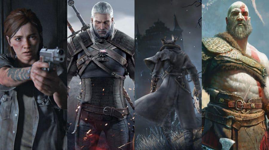 Os 20 melhores jogos do PS4, segundo o Metacritic