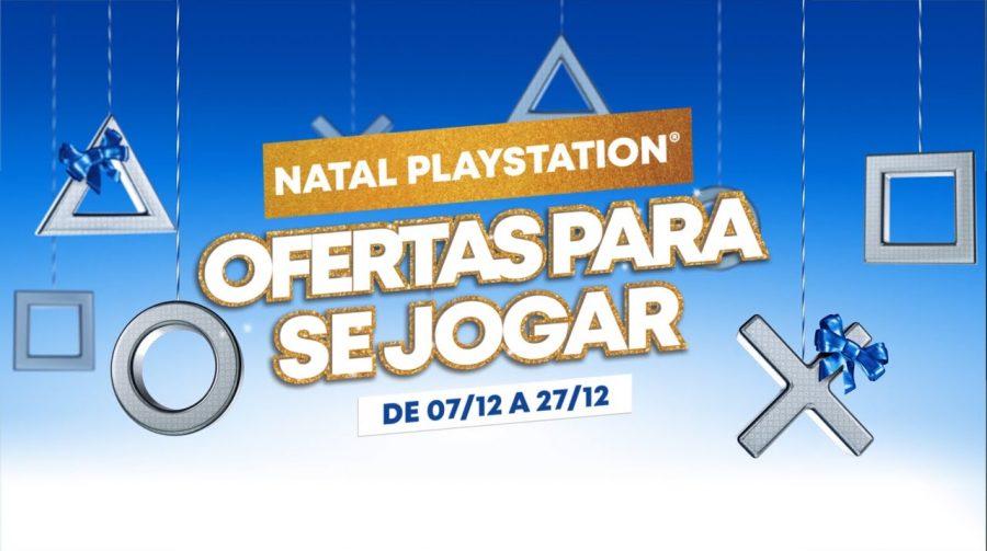 PlayStation Brasil anuncia ofertas de natal para o varejo brasileiro