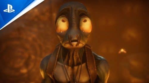 Oddworld: Soulstorm já está disponível para download via PS Plus