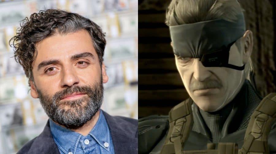 Oscar Isaac é escolhido como Solid Snake no filme do Metal Gear Solid, segundo site