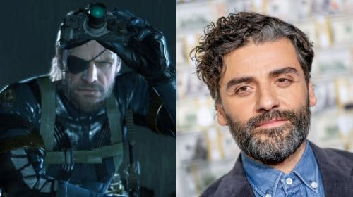 Oscar Isaac é escolhido como Solid Snake no filme do Metal Gear Solid, segundo site