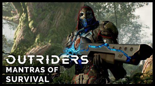 Trailer de Outriders no TGA 2020 mostra o passo a passo de como sobreviver em Enoch