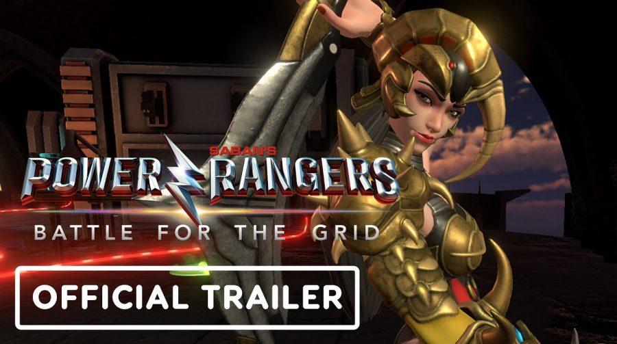 Trailer do novo DLC de Power Rangers: Battle for the Grid é revelado
