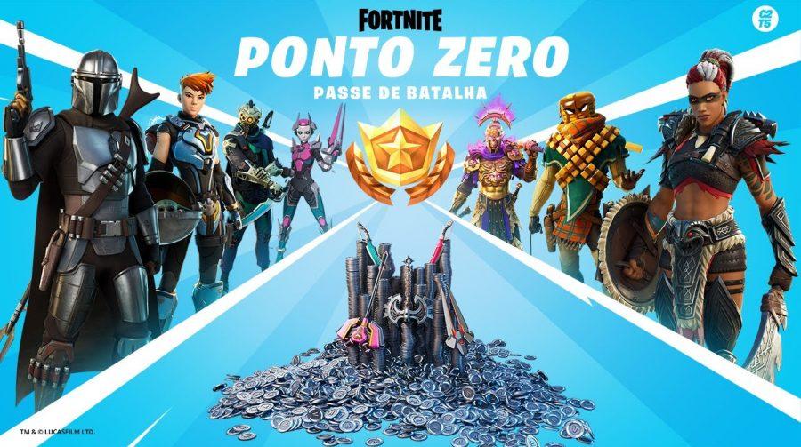 Passe de Batalha de Fortnite: todas as adições da 5ª Temporada