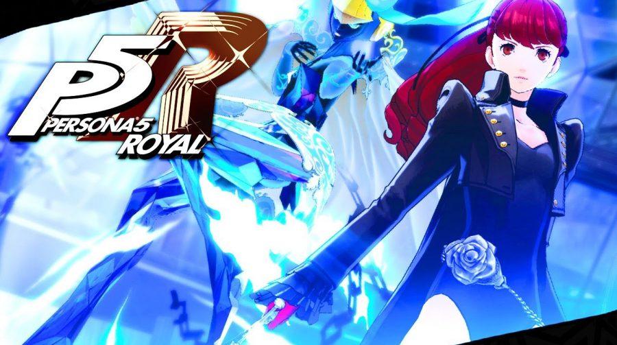 Persona 5 Royal é o jogo com a maior nota no Metacritic em 2020