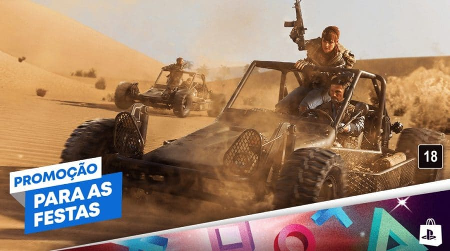 Sony anuncia Promoção para as Festas na PS Store