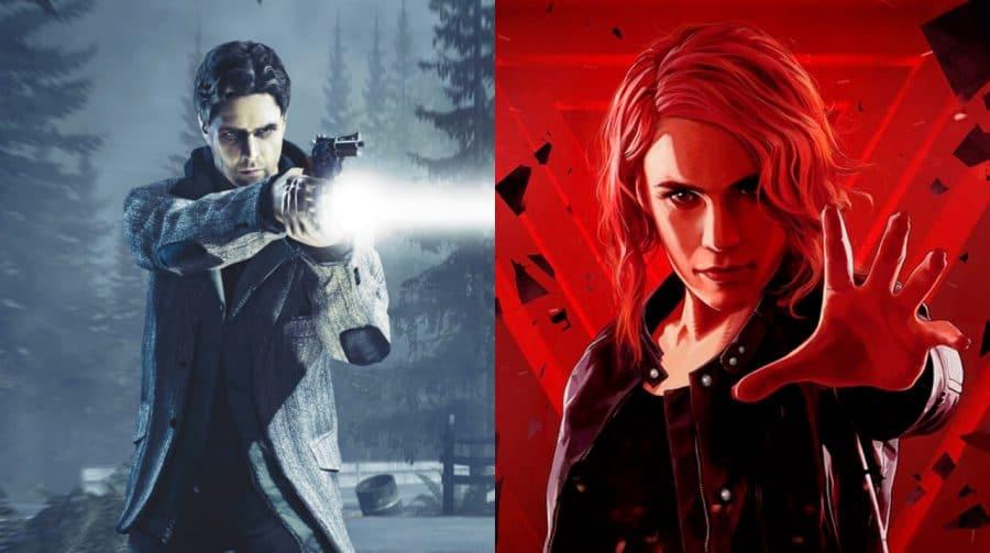 Escritor de Control e Alan Wake termina rascunho da história do próximo jogo da Remedy