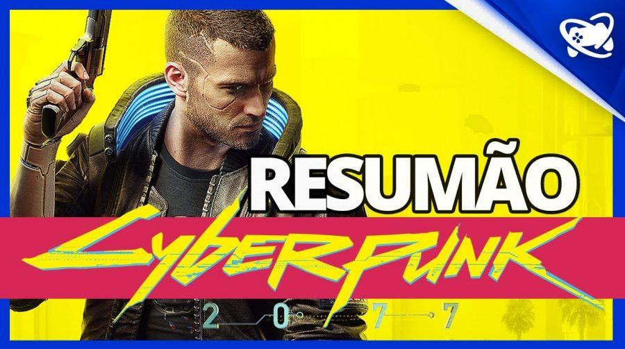 Cyberpunk 2077: resumão para se preparar para o lançamento!