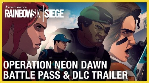 Rainbow Six Siege de PlayStation 5 já está disponível, anuncia Ubisoft