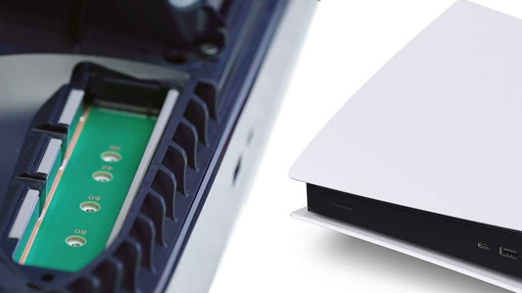 SSD do PS5