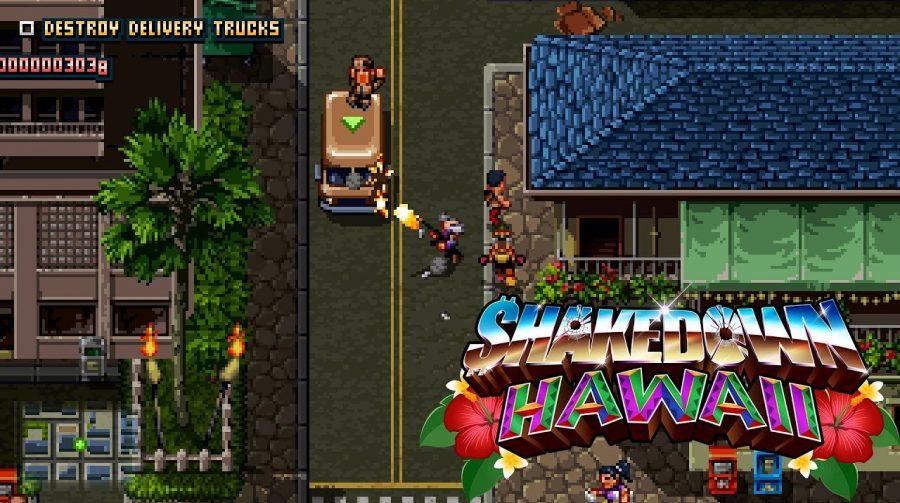 Shakedown Hawaii chega ao PS5 nesta terça-feira (15)
