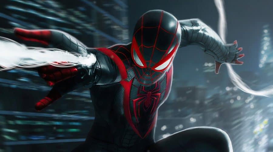 Spider-Man Miles Morales no PS5 recebe atualização para ter Ray Tracing a 60FPS