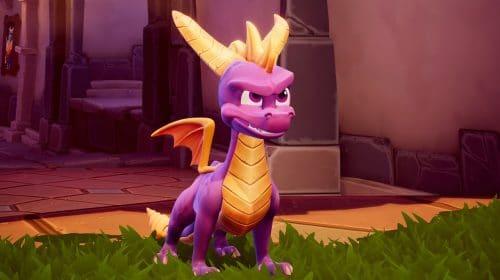 Livro de Crash Bandicoot 4 sugere produção de novo jogo de Spyro [rumor]