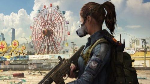 The Division 2 e Resident Evil se unem em evento no game da Ubisoft