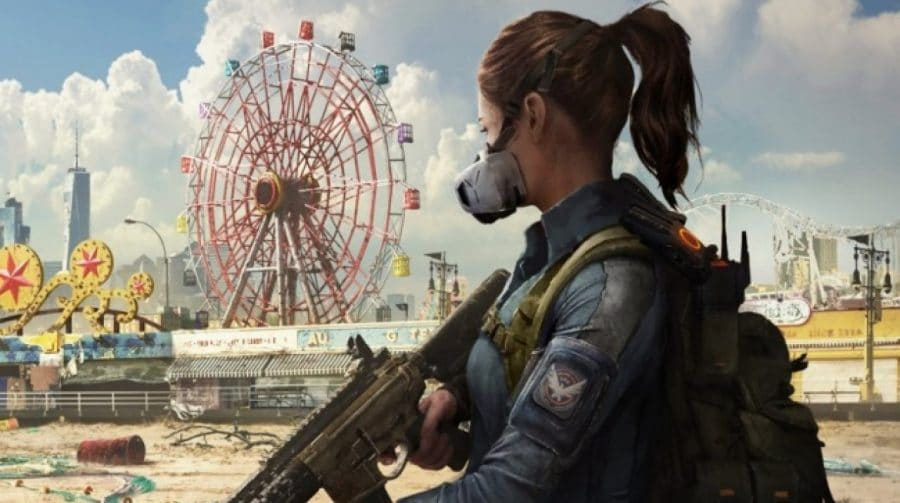Ubisoft lançará upgrade de The Division 2 para o PS5