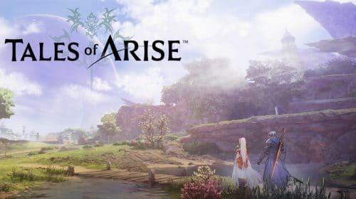 Desenvolvimento de Tales of Arise está indo bem, diz dev