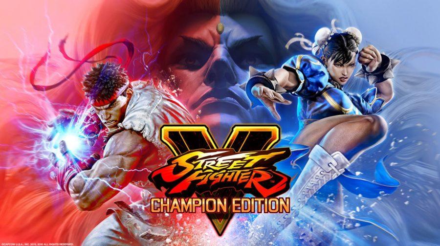 Temporada 5 de Street Fighter V chega em fevereiro de 2021