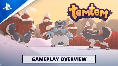 Temtem, inspirado em Pokémon, tem gameplay no PS5 detalhado