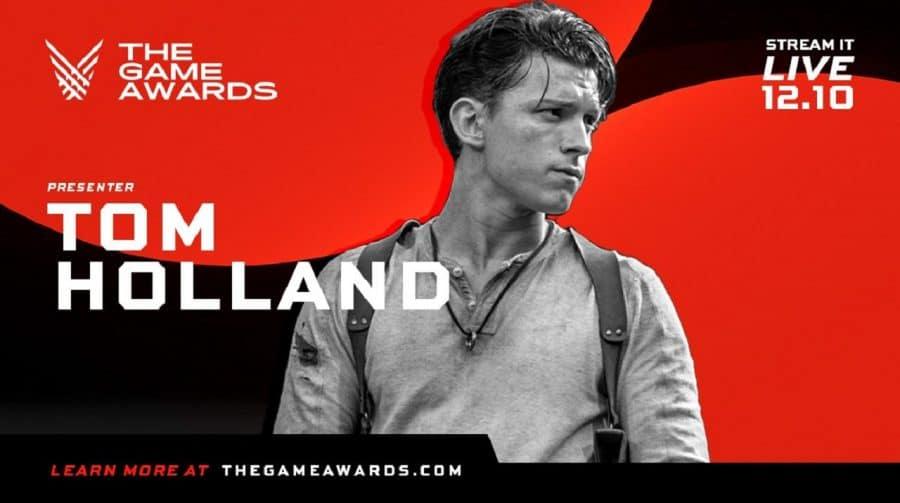 Tom Holland participará da cerimônia do The Game Awards 2020