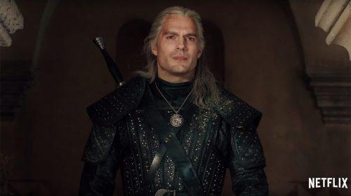 Netflix divulga página de script da 2ª temporada de The Witcher
