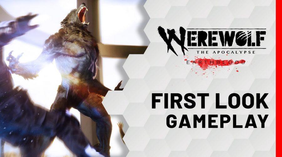 Primeiro gameplay de Werewolf: The Apocalypse - Earthblood é divulgado