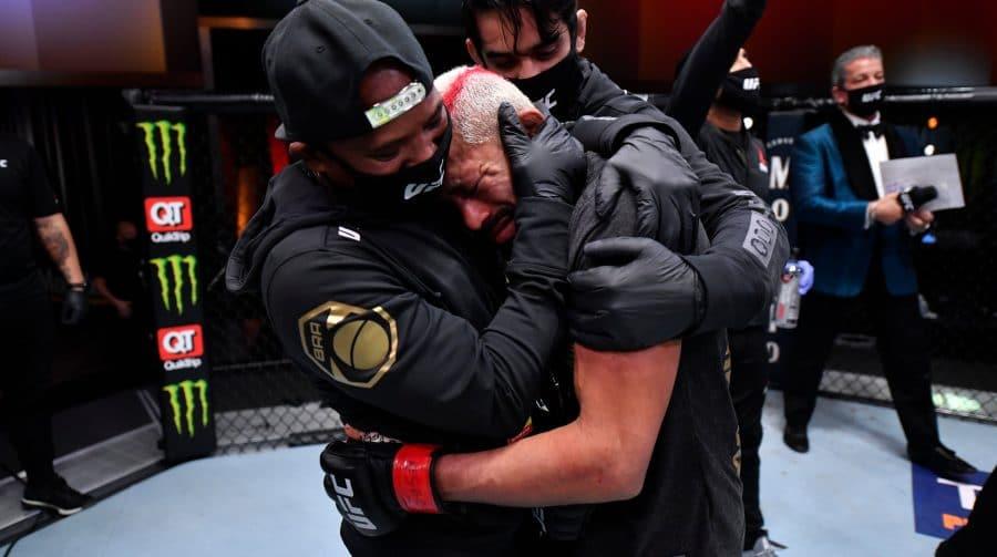 Deus da Guerra: inspirado em Kratos, brasileiro defende cinturão no UFC