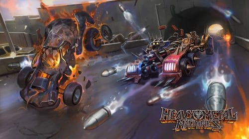EXCLUSIVO: entrevista com os produtores de Heavy Metal Machines