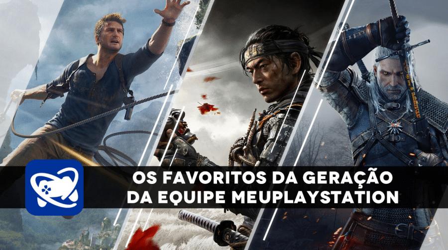 Geração PS4: MeuPS elege melhores jogos dos últimos sete anos
